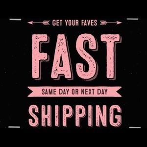 🌟Same Day or Next Day Shipping 🌟